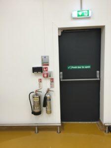 Fire Extinguisher Customer Ossett, North Yorkshire